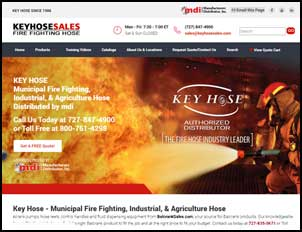 Key Hose Sales